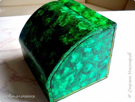 Вот и готов мой подарок племяннику,  любителю зелёного цвета. Как и из чего я её  делала,   делюсь с вами. фото 56