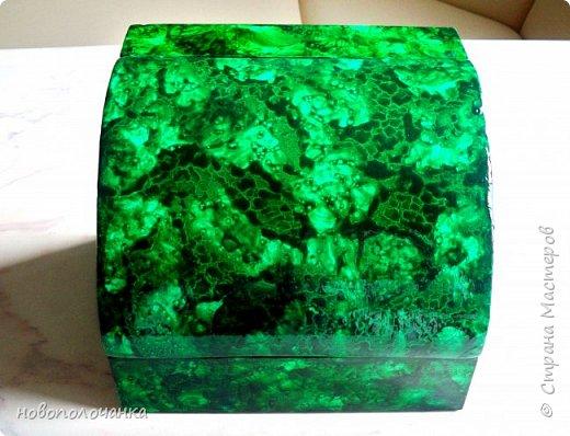 Вот и готов мой подарок племяннику,  любителю зелёного цвета. Как и из чего я её  делала,   делюсь с вами. фото 55