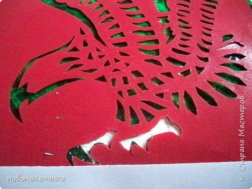 Вот и готов мой подарок племяннику,  любителю зелёного цвета. Как и из чего я её  делала,   делюсь с вами. фото 66