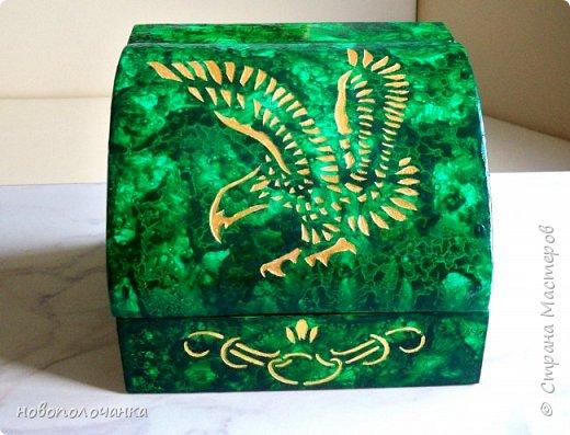 Вот и готов мой подарок племяннику,  любителю зелёного цвета. Как и из чего я её  делала,   делюсь с вами. фото 73