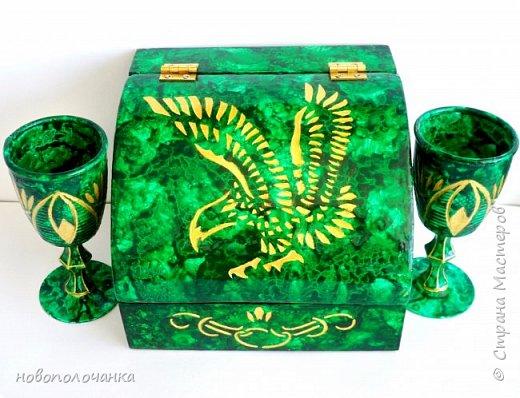Вот и готов мой подарок племяннику,  любителю зелёного цвета. Как и из чего я её  делала,   делюсь с вами. фото 79