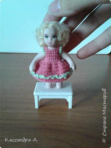 Всем привет!  Сегодня я хочу познакомить вас с одной маленькой девочкой - Эмили. фото 1