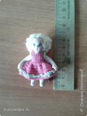 Всем привет!  Сегодня я хочу познакомить вас с одной маленькой девочкой - Эмили. фото 2