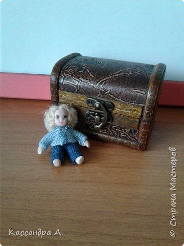 Всем привет!  Сегодня я хочу познакомить вас с одной маленькой девочкой - Эмили. фото 16