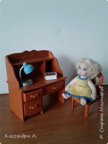 Всем привет!  Сегодня я хочу познакомить вас с одной маленькой девочкой - Эмили. фото 8