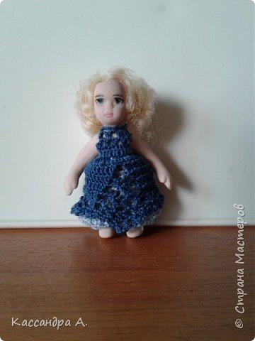 Всем привет!  Сегодня я хочу познакомить вас с одной маленькой девочкой - Эмили. фото 6