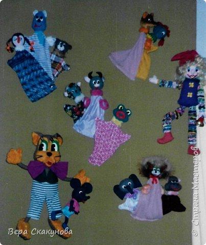 Все представленные изделия, в основном, авторские разработки. Кукольные и театральные игрушки фото 2