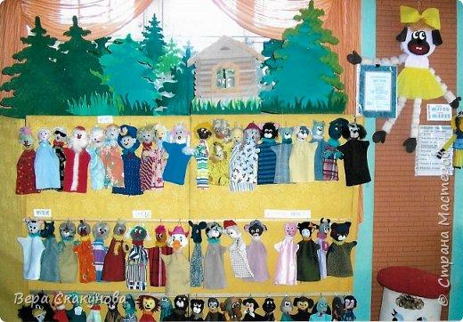 Все представленные изделия, в основном, авторские разработки. Кукольные и театральные игрушки фото 7