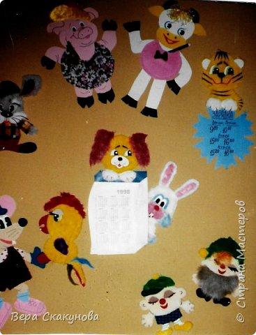 Все представленные изделия, в основном, авторские разработки. Кукольные и театральные игрушки фото 9