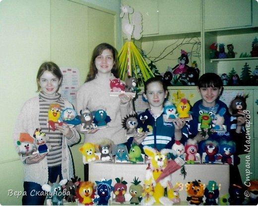 Все представленные изделия, в основном, авторские разработки. Кукольные и театральные игрушки фото 11