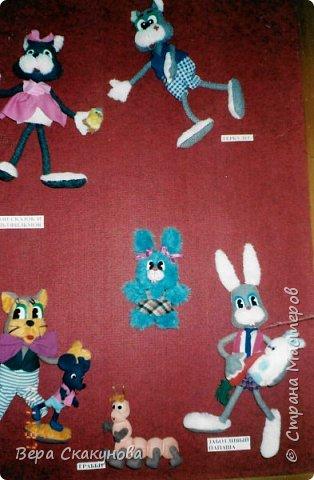 Все представленные изделия, в основном, авторские разработки. Кукольные и театральные игрушки фото 17