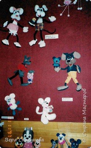 Все представленные изделия, в основном, авторские разработки. Кукольные и театральные игрушки фото 18
