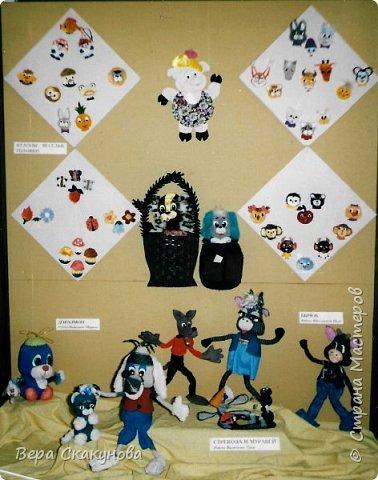 Все представленные изделия, в основном, авторские разработки. Кукольные и театральные игрушки фото 19