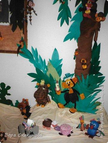 Все представленные изделия, в основном, авторские разработки. Кукольные и театральные игрушки фото 20
