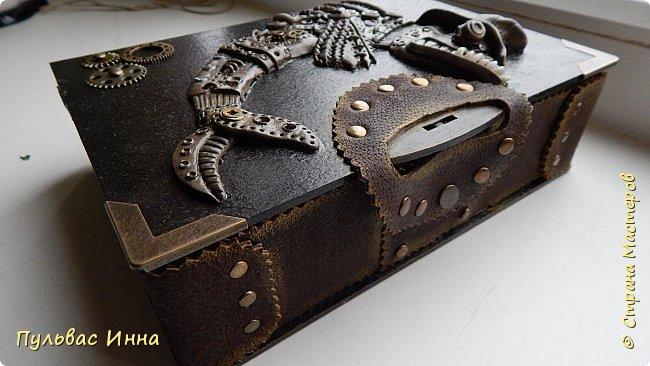 Подарочный короб фото 4