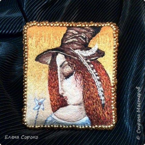 Мои вышивки с ярмарки.  фото 7