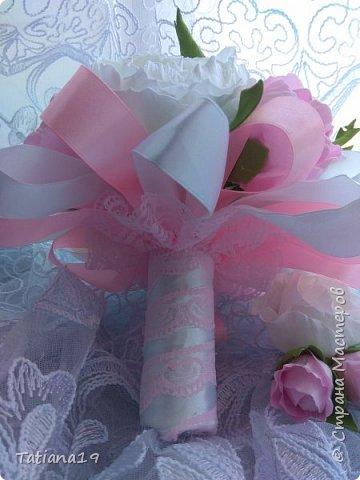 Букет  невесты фото 3
