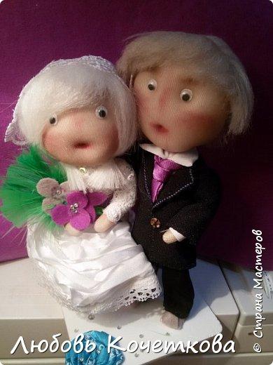 На свадебный торт дочке!