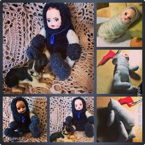 Кукла младенец.