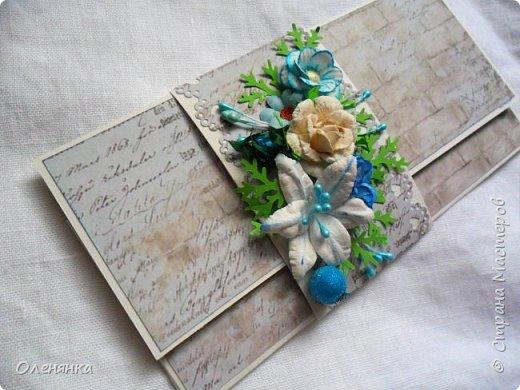 добрый день страна ! у    меня    сегодня   пара  конвертиков  по  случаю   свадьбы . фото 4