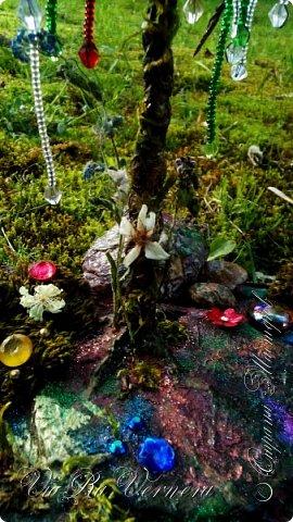 Доброго времени суток. Я уже показывала вам куклу Порождение Тени и подставку к ней ( http://stranamasterov.ru/node/1107603 ), как и обещала, делаю отдельный топик про подставку. Это будет мастер-класс ;)  фото 20
