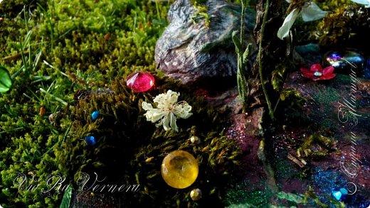 Доброго времени суток. Я уже показывала вам куклу Порождение Тени и подставку к ней ( http://stranamasterov.ru/node/1107603 ), как и обещала, делаю отдельный топик про подставку. Это будет мастер-класс ;)  фото 23