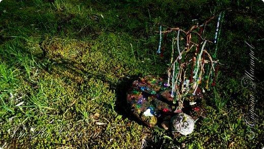Доброго времени суток. Я уже показывала вам куклу Порождение Тени и подставку к ней ( http://stranamasterov.ru/node/1107603 ), как и обещала, делаю отдельный топик про подставку. Это будет мастер-класс ;)  фото 25