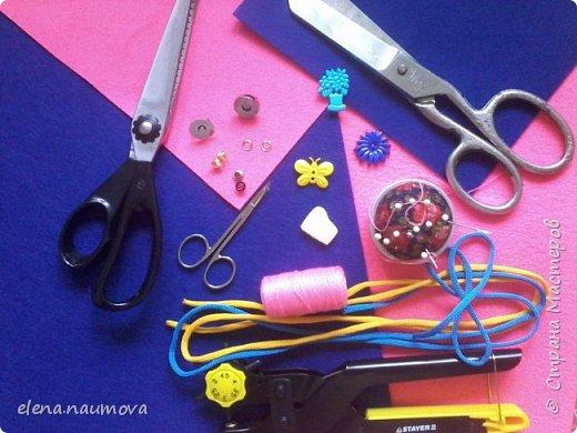 Как сделать кошелёчек-сумочку для девочки фото 3