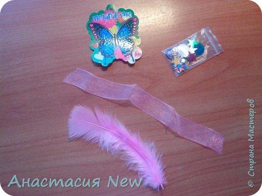 Всем привет! Сегодня я получила конвертик от мастерицы Анны Пудовкиной  http://stranamasterov.ru/user/386849. Большое тебе спасибо Аня! фото 4