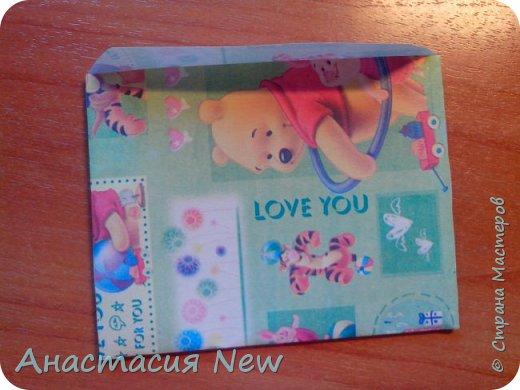 Всем привет! Сегодня я получила конвертик от мастерицы Анны Пудовкиной  http://stranamasterov.ru/user/386849. Большое тебе спасибо Аня! фото 6