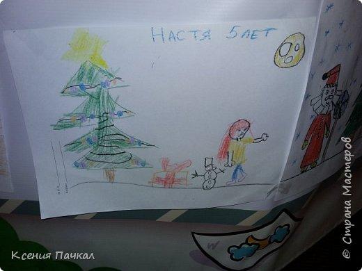 Доброго дня страна!!! Мои художницы подросли  и теперь радуют рисунками все чаще. Вот некоторые из них. Ниже представлены рисунки старшей доченьки Лизы. фото 13