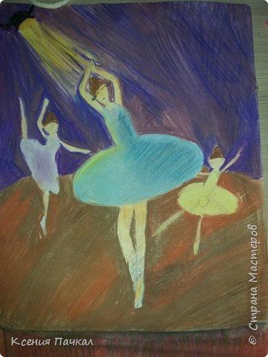 Доброго дня страна!!! Мои художницы подросли  и теперь радуют рисунками все чаще. Вот некоторые из них. Ниже представлены рисунки старшей доченьки Лизы. фото 5