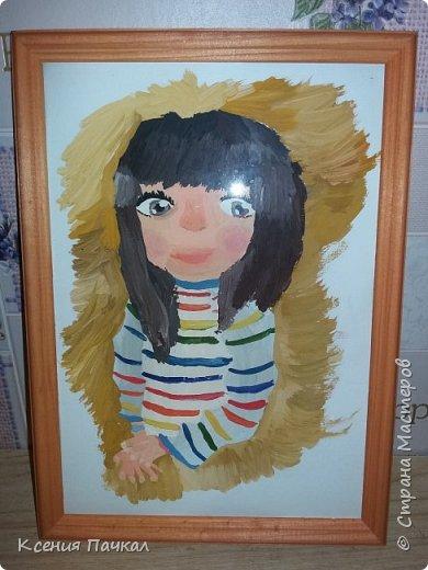 Доброго дня страна!!! Мои художницы подросли  и теперь радуют рисунками все чаще. Вот некоторые из них. Ниже представлены рисунки старшей доченьки Лизы. фото 7