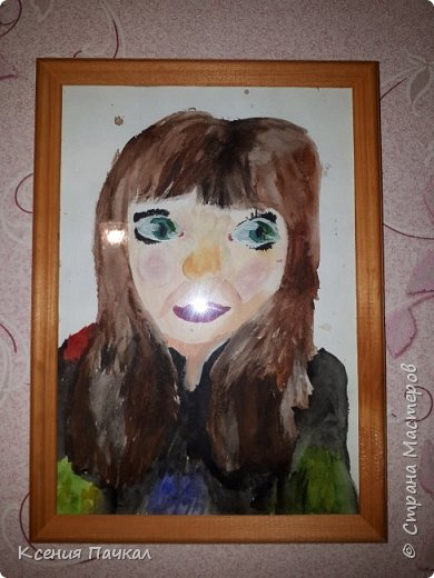 Доброго дня страна!!! Мои художницы подросли  и теперь радуют рисунками все чаще. Вот некоторые из них. Ниже представлены рисунки старшей доченьки Лизы. фото 8