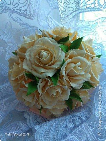 Букетики невесты фото 2