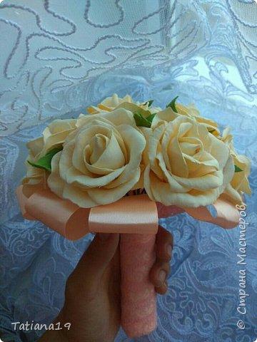 Букетики невесты фото 4