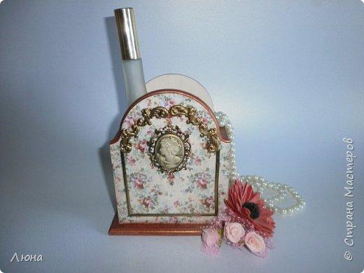 Короб под косметику или другие мелочи. фото 1