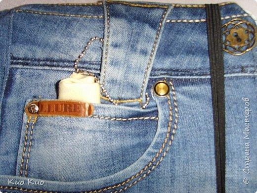 Всем доброго здравия! Любимые джинсы, радуйте меня дальше)) фото 4