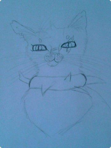 Добрый день! Сегодня я покажу вам мои новые рисунки. (Предупреждаю, что может быть плохое качество.)  Это ротвейлер.  фото 15