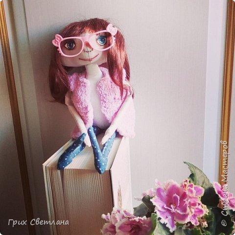 Куколки текстильные фото 2