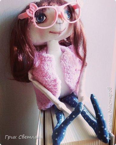 Куколки текстильные фото 3
