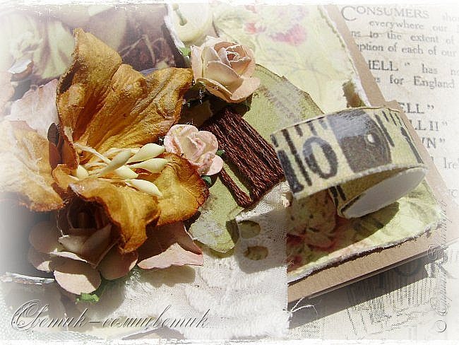 Доброго времени суток всем друзьям и гостям моей странички! У меня сегодня открытка швейная - винтажная! Для моей любимой подруги - швеи и вышивальщицы! Пусть любая работа в ее руках спорится! Пусть времени на любимое дело будет с избытком! фото 8