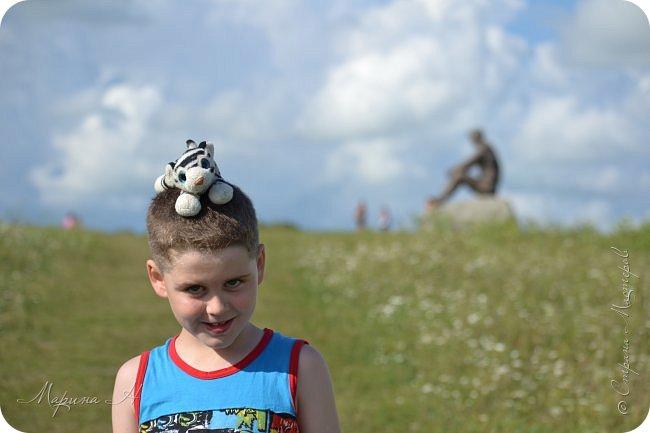 """В день приезда на Алтай мы посетили этнопарк """"Легенда"""", который поразил нас своей чистотой, широтой и душевностью фото 22"""