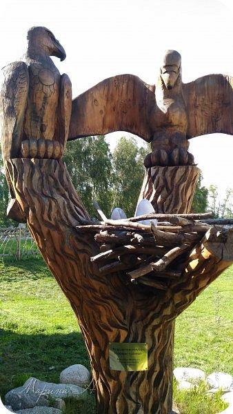 """В день приезда на Алтай мы посетили этнопарк """"Легенда"""", который поразил нас своей чистотой, широтой и душевностью фото 13"""