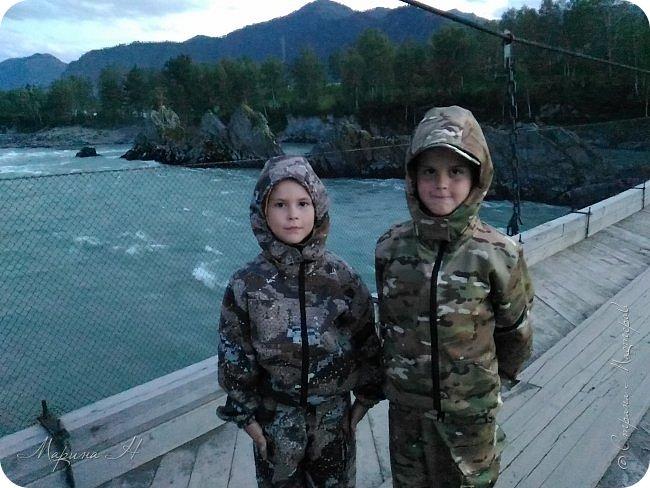 """В день приезда на Алтай мы посетили этнопарк """"Легенда"""", который поразил нас своей чистотой, широтой и душевностью фото 28"""