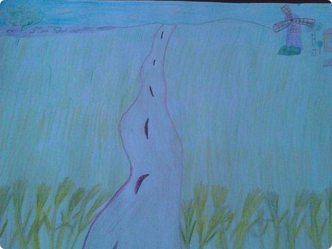 """Доброго времени суток! У меня еще немного рисуночков с:  Это Щербатая, целительница Грозового племени из серии книг """"Коты - воители"""". фото 2"""