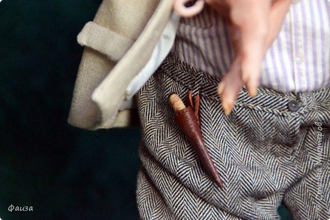 Здравствуйте, дорогие друзья! Снова спешу поделиться с вами своей новой работой. Первая попытка сделать портретную куклу.Надеюсь что хоть чуть -чуть мне это удалось)) Спасибо что заглянули ко мне .Приятного просмотра))) фото 5