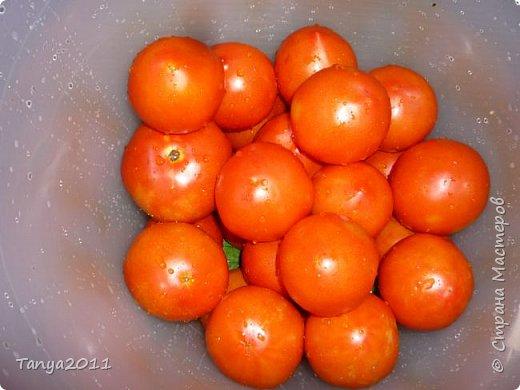 Для любителей бочковых помидоров. Мини МК. фото 6
