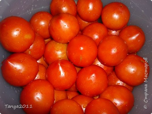 Для любителей бочковых помидоров. Мини МК. фото 7