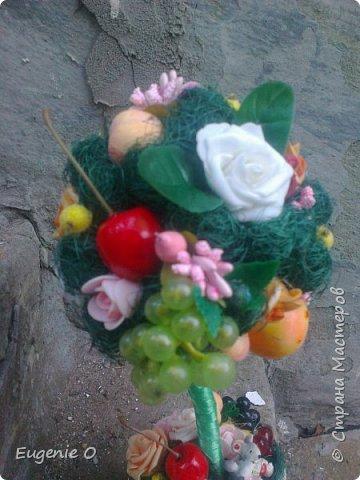 """Розы, фрукты, влюбленные мышки. Очень хотелось что-то """"стопиарить""""...и вот стопиарилось, то что имеем)). Мое отношение к данной работе -неоднозначное. В глубине души верю - не все так уж и плохо...))) фото 4"""
